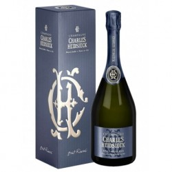Champagne Charles Heidsieck Brut Réserve - jecreemacave