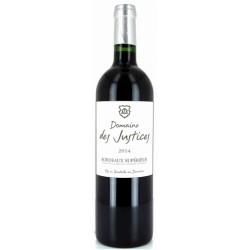 Bordeaux Supérieur Rouge 2015 Château Les Justices jecreemacave.com