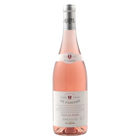 Prestige Rosé 2017 par jecreemacave.com