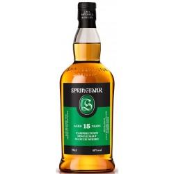 Whisky Springbank 15 ans