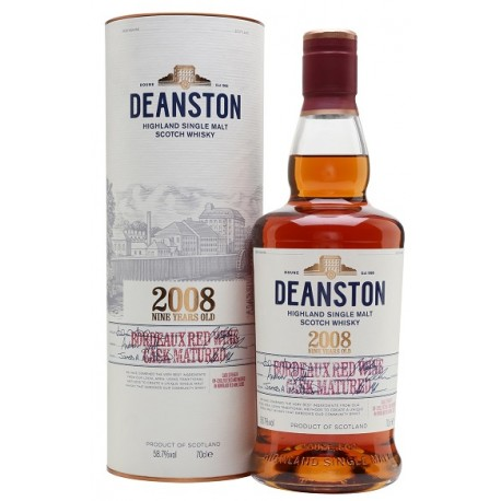 Whisky Deanston 2008 Highland Single Malt