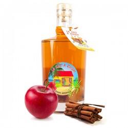 JECREEMACAVE Rhum arrangé Pomme cannelle La Kas à rhum