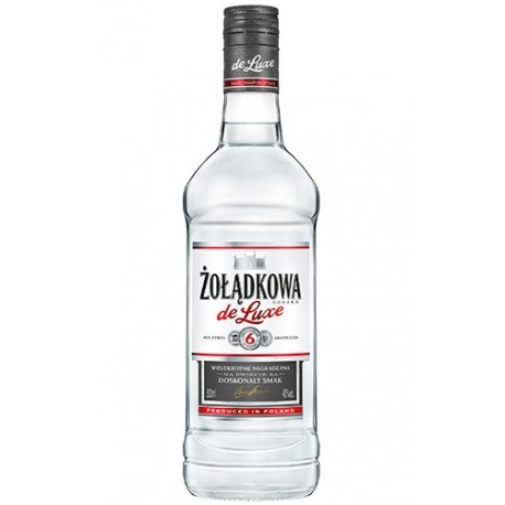 Vodka Zoladkowa Gorzka Black Cherry