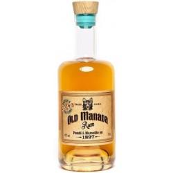 Rhum Blanc Old Manada