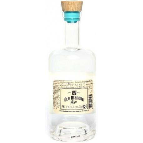 Rhum Old Manada Blanc