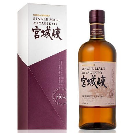 Whisky Nikka Single Malt Miyagikyo