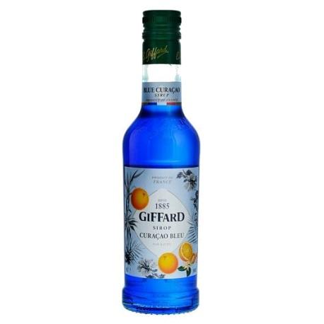 Sirop de Curaçao bleu 35 cl