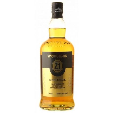 Whisky Springbank 21 ans