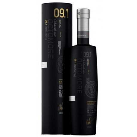 Whisky Bruichladdich Octomore 8.1