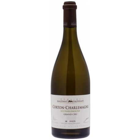 Jecreemacave-Bourgogne-Corton-Renardes Grand Cru 2016-Maldant-pauvelot