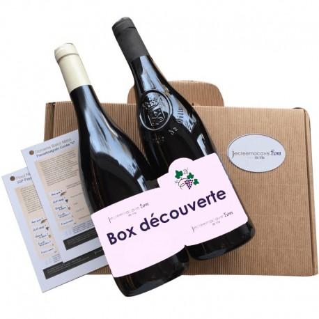 Abonnement 3 Mois Box découverte