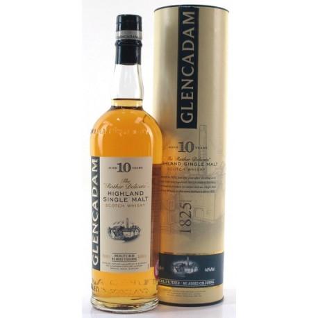 Whisky Glencadam 10 ans Single Malt