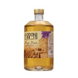 Liqueur au Rhum, Miel et Safran