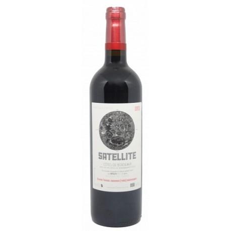 AOP Côtes de Bordeaux - Satellite Rouge 2016