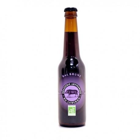 Bière Brune du Luberon 33cl