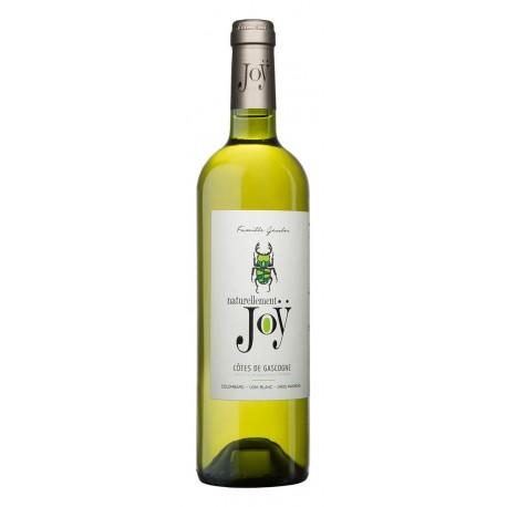 Naturellement Joÿ Blanc Sec - IGP Côtes de Gascogne