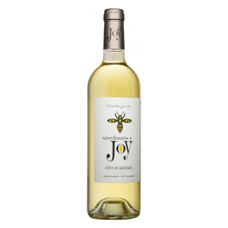 Naturellement Joÿ Blanc Moelleux - IGP Côtes de Gascogne