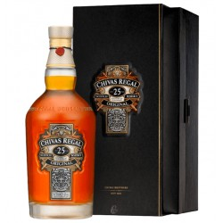 Chivas Regal 25 ans