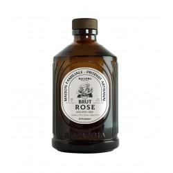 Bacanha sirop bio brut Rose