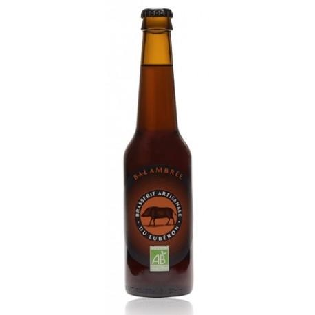 Bière Ambrée du Luberon