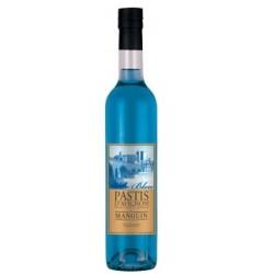 Pastis bleu d'Avignon