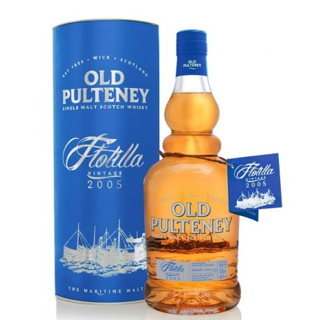 Whisky Old Pulteney Vintage 2005