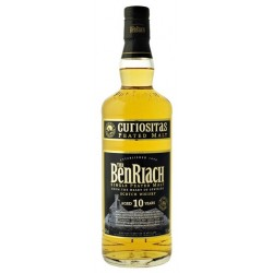 Whisky Benriach Curiositas 10 ans