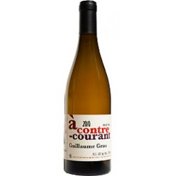 Guillaume Gros A Contre Courant Blanc 2012