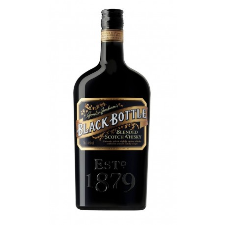 Whisky Gordon Graham's Black Bottle