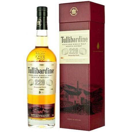 Whisky Tullibardine 228 Burgundy