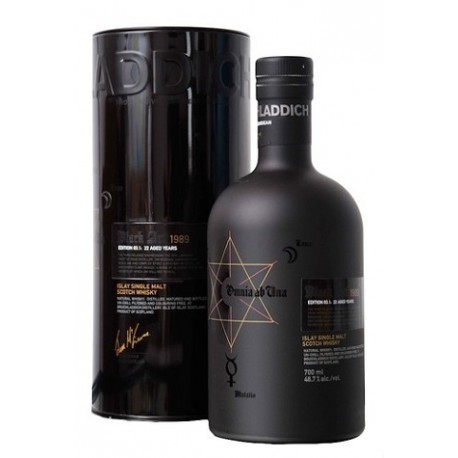 Whisky Bruichladdich Black Art