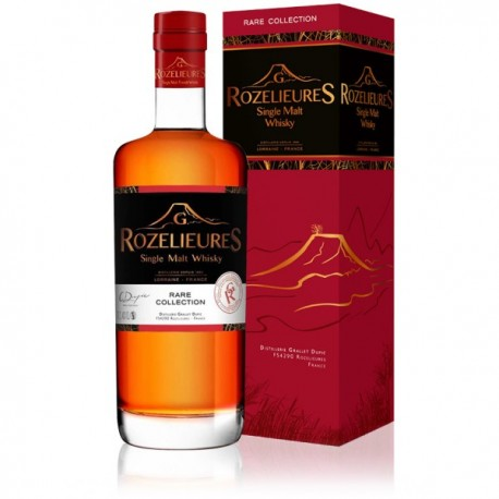Single Malt Whisky G.Rozelieures Rare Collection