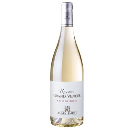 "Côtes du rhône ""Reserve Grand Veneur"" blanc 2016"
