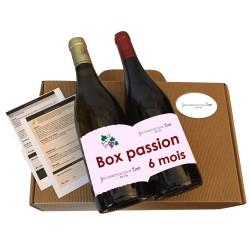 Abonnement 6 Mois Box Passion