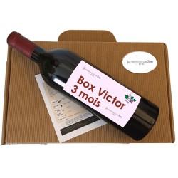 Abonnement 3 Mois Box Victor