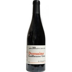 AOP Luberon Rouge Domaine Guillaume Gros jecreemacave.com