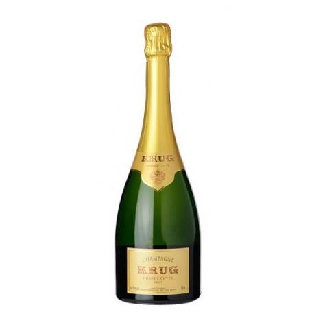 Champagne Krug La Grande Cuvée - jecreemacave.com