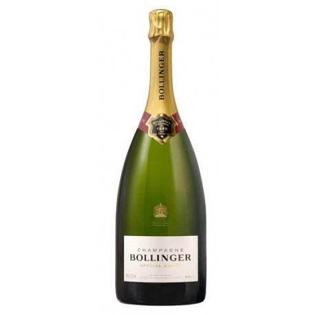 Champagne Bollinger Special Cuvee - jecreemacave