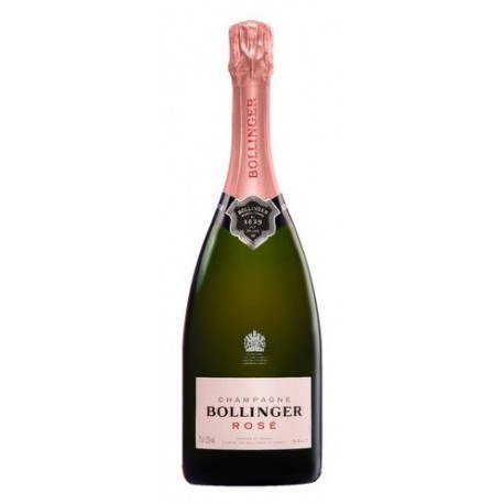Champagne Bollinger Rosé - jecreemacave