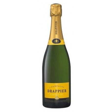 Champagne Drappier Carte d Or - jecreemacave.com