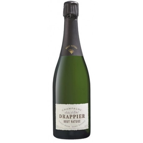 Champagne Drappier Brut Nature - jecreemacave.com