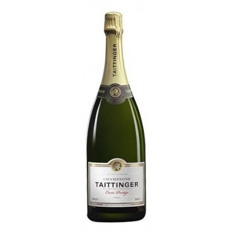 Champagne Taittinger Cuvée Prestige - jecreemacave.com