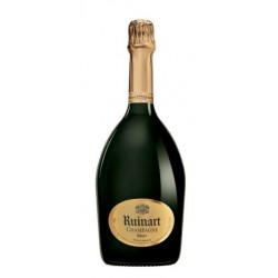 Champagne Ruinart R Demie bouteille - jecreemacave.com