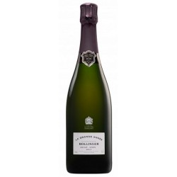 Champagne Bollinger La grande annee Rosé 2005 - jecreemacave.com