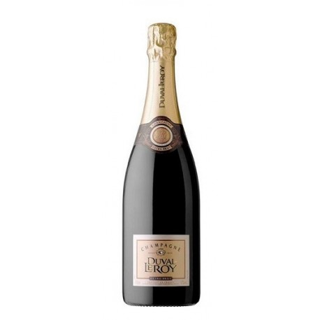 Champagne Duval-Leroy Extra Brut - jecreemacave.com