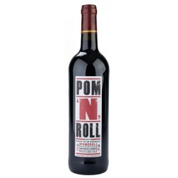 Pomerol Château Gombaude Guillot Pom'N'Roll 2014 sur jecreemacave.com