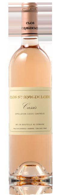 Cassis Rosé Clos Sainte Magdeleine